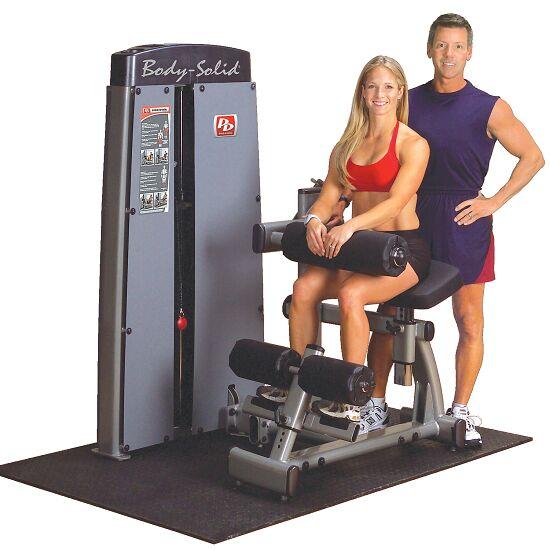 """Body-Solid Bauch- und Rückenmaschine """"Pro Dual"""" Gewichtsblock 95 kg"""