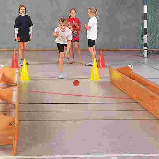 """Boßelkugel """"Sport"""" ø 7,5 cm, 600 g, Rot"""