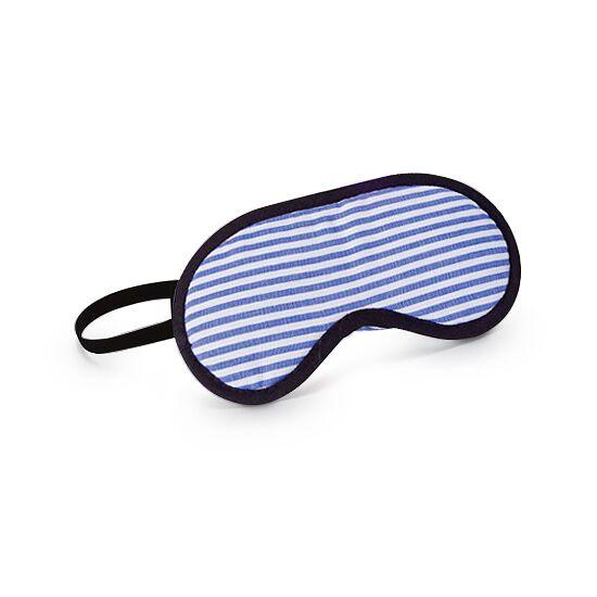 Dunkelbrille Für Kinder: 18x8,5 cm, Blau-Weiß gestreift