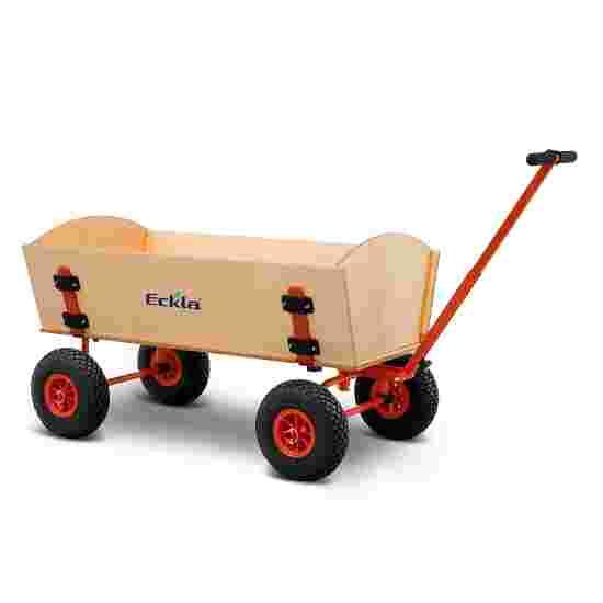 Eckla Bollerwagen Long-Trailer, 100x54x60 cm