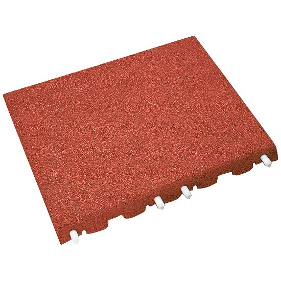 Euroflex® Fallschutzplatte 40 mm, Rot