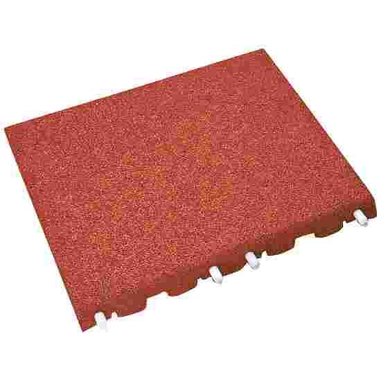 Euroflex Fallschutzplatten 40 mm, Rot