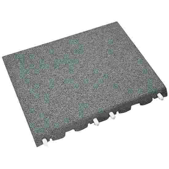 Euroflex Fallschutzplatten 40 mm, Grau