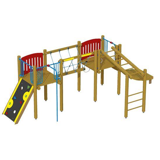 Europlay® Indianerdorf Indianerdorf mit Hängebrücke