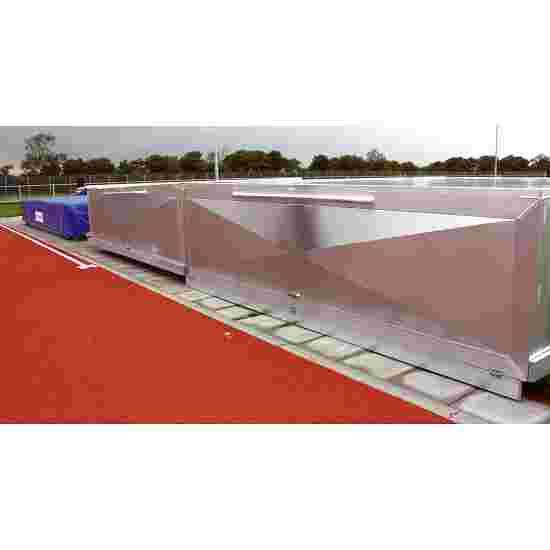 Fahrbare Abdeckung für Hochsprungkissen 400x250x50 cm