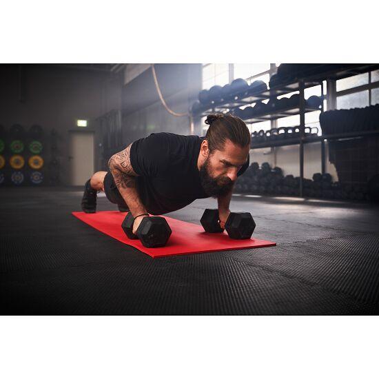 Fitnessmatte Rot
