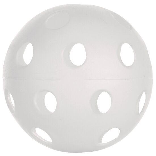 Floorball-Wettspielball Weiß