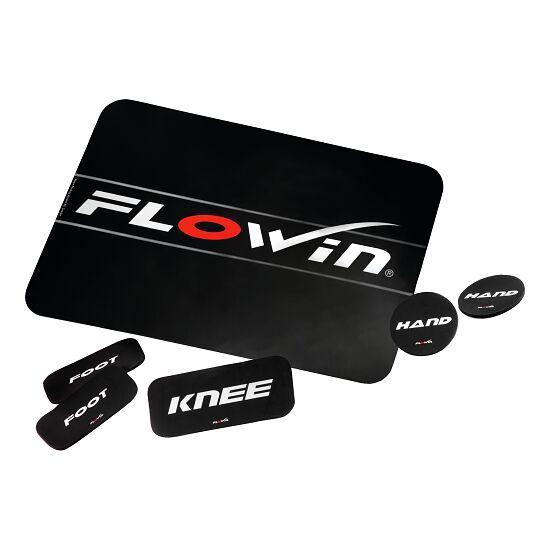 Flowin Trainingsmatte inkl. Zubehör Professional