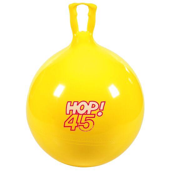Gymnic® Hop-Hüpfball ø 45 cm, Gelb