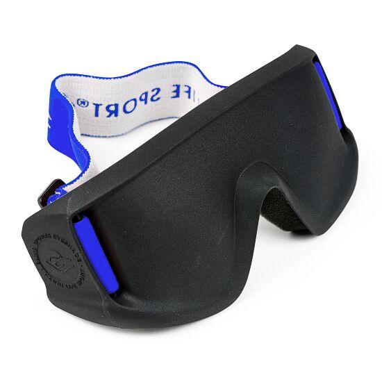 Handi Life Sport Justa Blind Sports Mask Kopfband Blau
