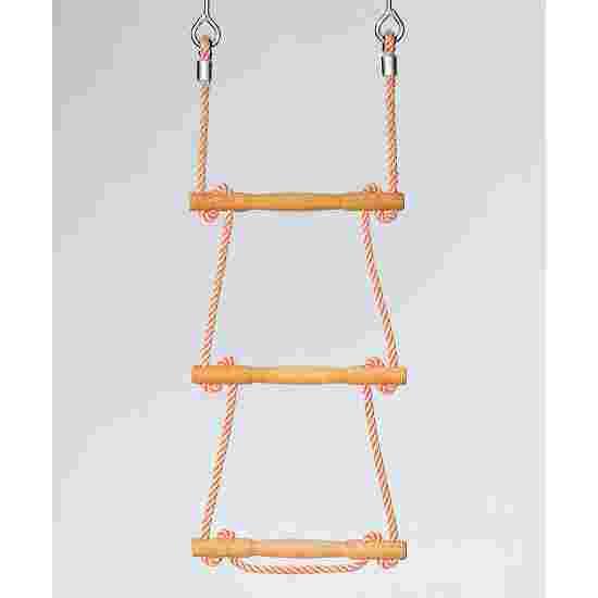 """Huck Seiltechnik Strickleiter """"PP-Multifilseil"""" Orange"""