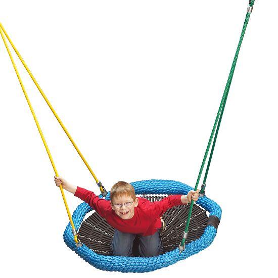 Huck Seiltechnik Wabennest Aufhängehöhe 250 cm, Blau