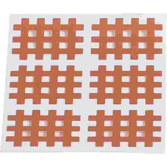 Jovitape Aku Gittertape 120 Pflaster 3,6x2,8 cm