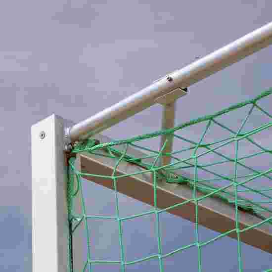 Jugendfußballtor  5x2 m, Quadratprofil, transportabel Verschraubte Eckverbindungen