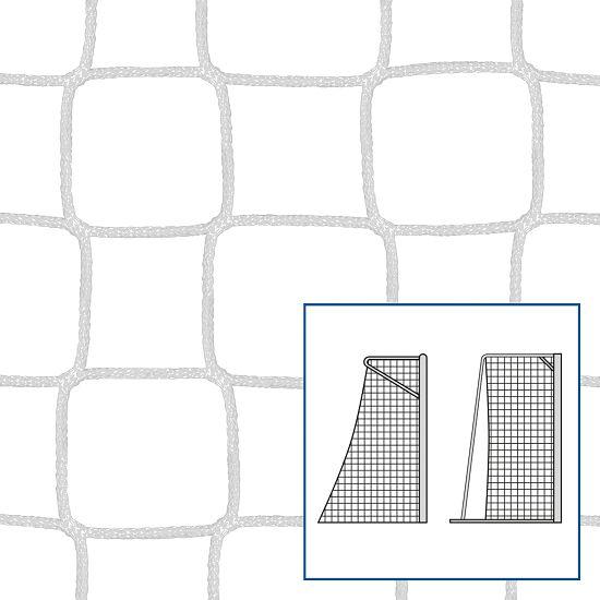 Knotenloses Kleinfeld-/Handballtornetz 310x210 cm Weiß