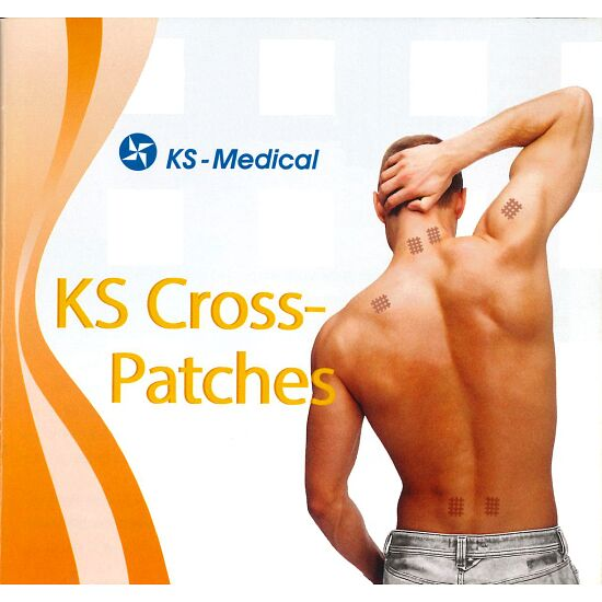 "KS-Medical Gittertape-Set ""Cross-Patches Mix"""