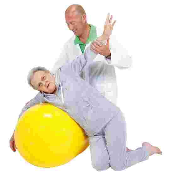 """Ledraplastic Gymnastikrolle """"Gymnic Physio-Roll"""" ø 55 cm, Gelb, L: 90 cm"""