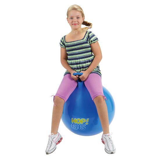 Ledraplastic Hop-Hüpfball ø 66 cm, Blau