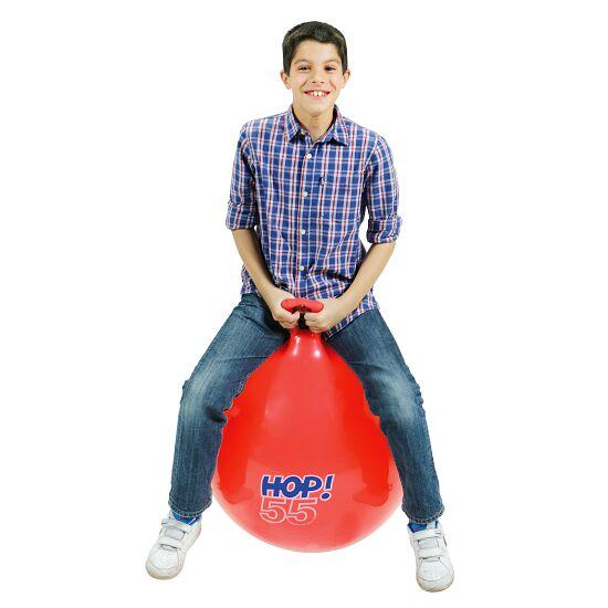 "Ledraplastic Hüpfball ""Hop"" ø 55 cm, Rot"