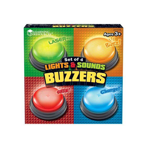 LR Antwort-Buzzer Mit Licht und Ton