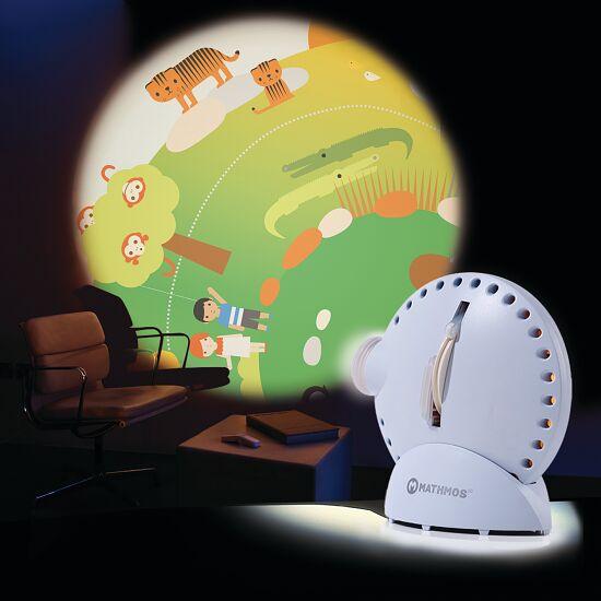 Mathmos Space-Projector Weiß