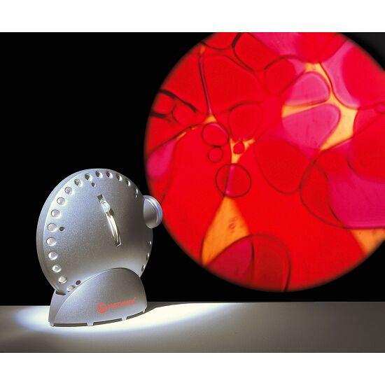 Mathmos Space-Projector Silber