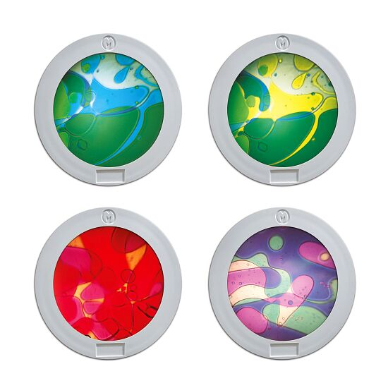 Mathmos Zusatz-Farbräder für Mathmos Space-Projektor