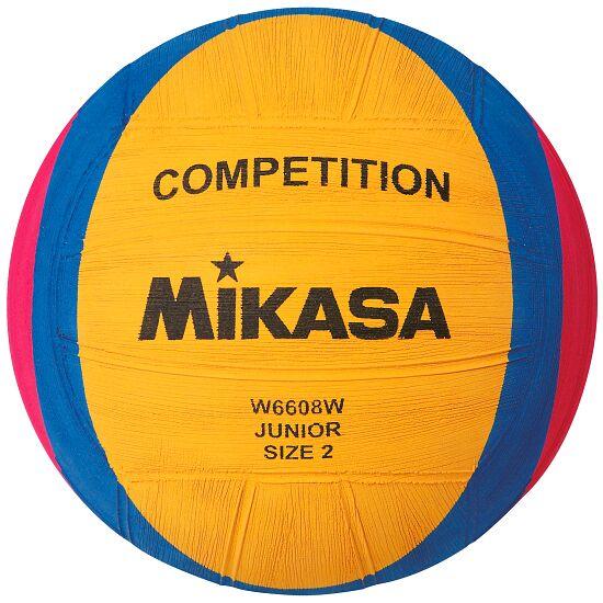 """Mikasa Wasserball """"Competition"""" Junioren, Größe 2"""