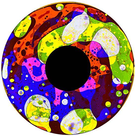 Opti™Kinetics Flüssigkeitseffekträder Mystical Nights