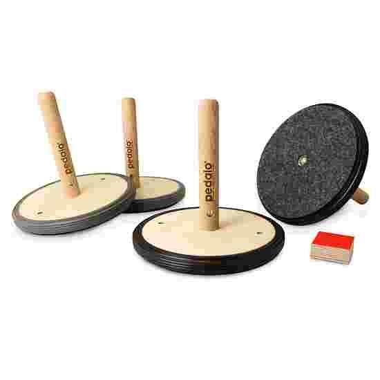 Pedalo Curling Für den Innenbereich