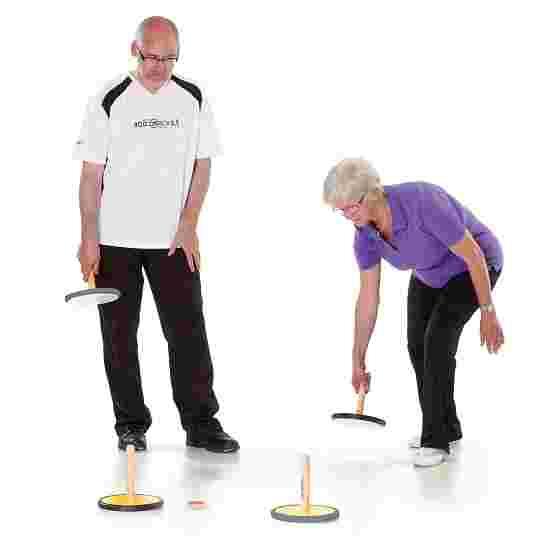 Pedalo Curling Für den Außenbereich