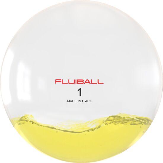 Reaxing® Fluiball 1 kg, Gelb, ø 26 cm