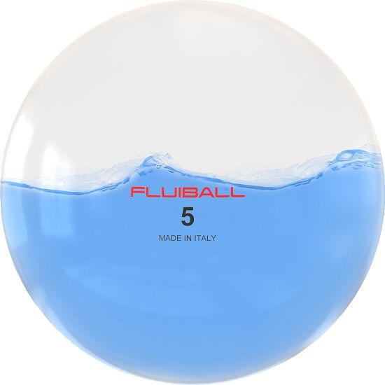 Reaxing® Fluiball 5 kg, Blau, ø 26 cm