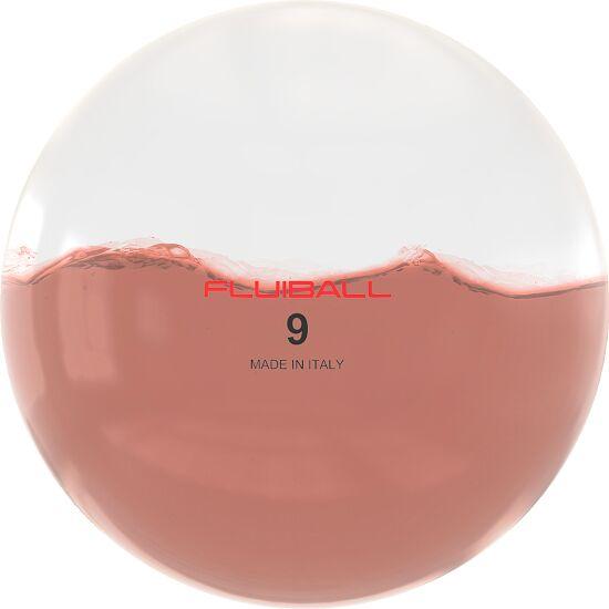 Reaxing® Fluiball 9 kg, Dunkelrot, ø 30 cm