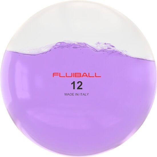 Reaxing® Fluiball 12 kg, Lila, ø 30 cm