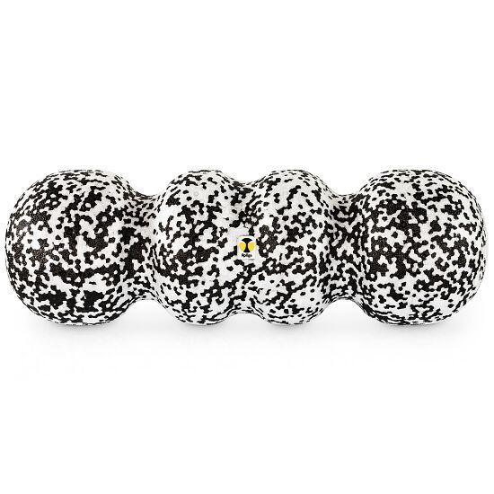 Rollga Faszienrolle Soft Soft, Schwarz-Weiß