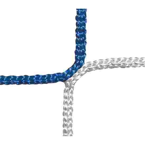 Schutz- und Stoppnetz, 12 cm Maschenweite Blau-Weiß, ø 4,00 mm
