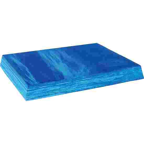Sissel BalanceFit Pad Blau marmoriert