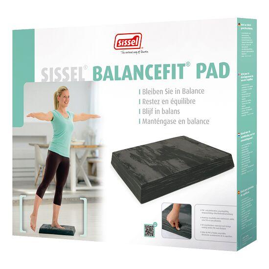 Sissel BalanceFit Pad Schwarz marmoriert