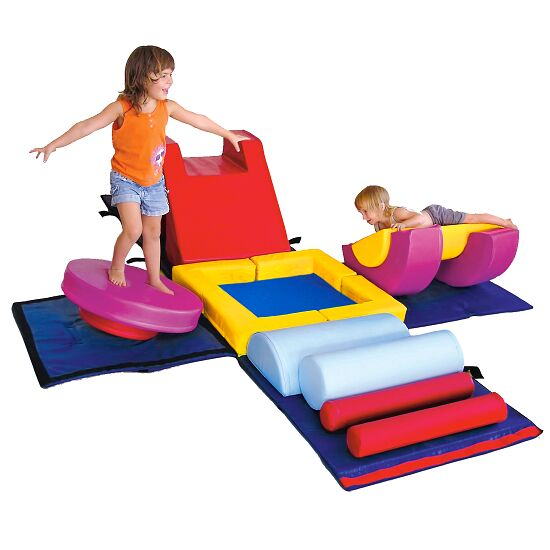 Softplay Gymnastik-Box Mini