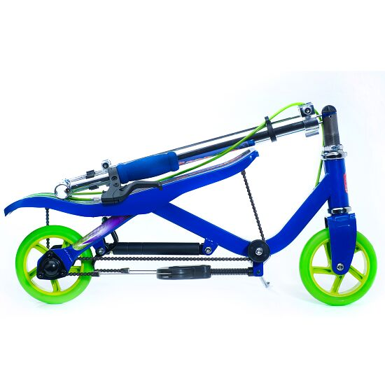 """Space Scooter® Wipproller Junior """"X360"""" Blau"""