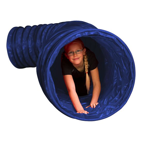 """Spiral-Kriechtunnel """"Flex"""" 4 m, Blau"""
