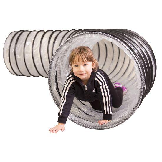 """Spiral-Kriechtunnel """"Flex"""" 4 m, Transparent"""