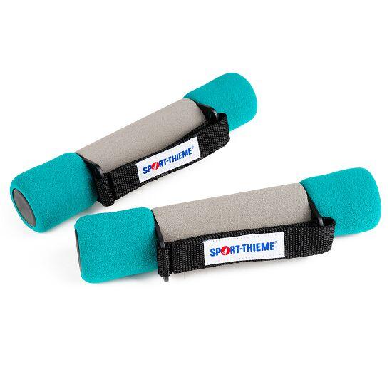 Sport-Thieme Aerobic Hanteln 1,5 kg, Grün