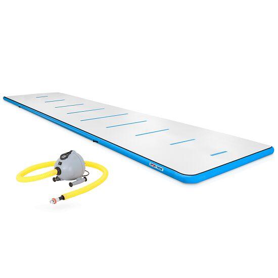 Sport-Thieme AirFloor by AirTrack Factory Mit Handgebläse und Adapter, 6x2x0,1 m