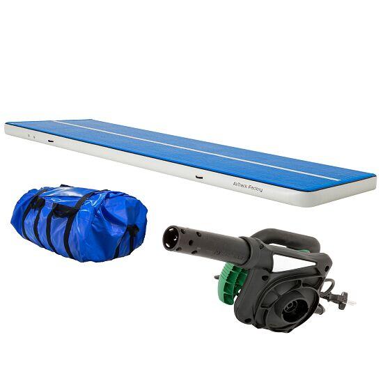 """Sport-Thieme® AirTrack  """"School 20"""" by AirTrack Factory Mit Handgebläse und Adapter, 8x2x0,2 m"""