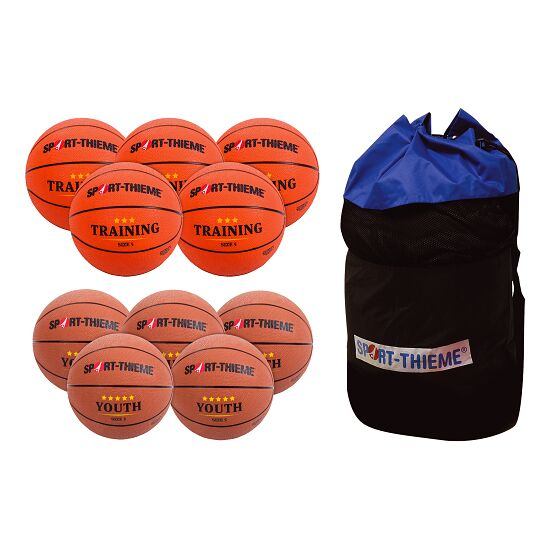 Sport-Thieme® Basketball-Set Jugend