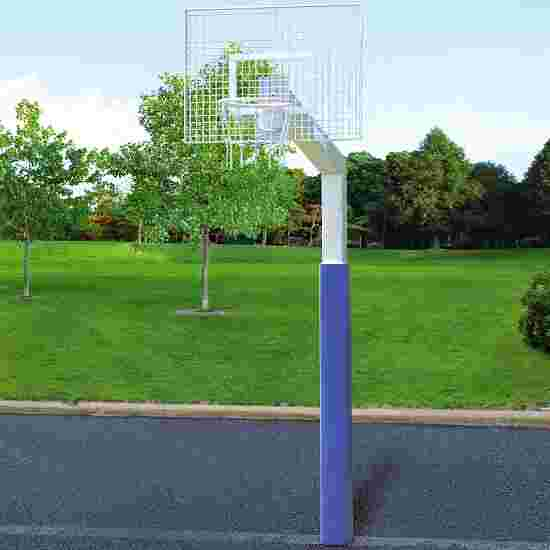 "Sport-Thieme Basketballanlage  ""Fair Play Silent"" mit Kettennetz Korb ""Outdoor"", 120x90 cm"