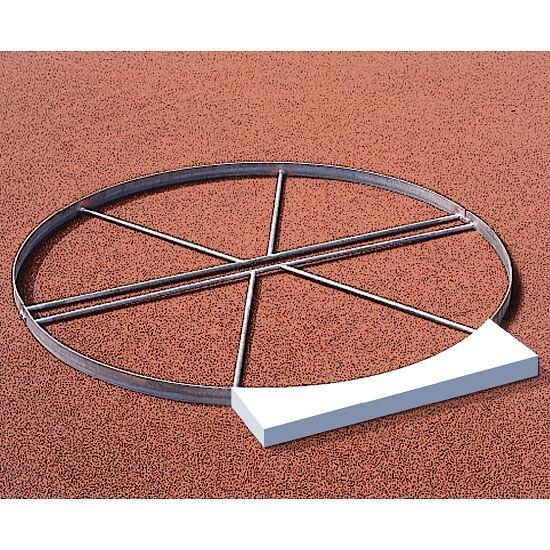 Sport-Thieme® Befestigungs-Set für Abstoßbalken