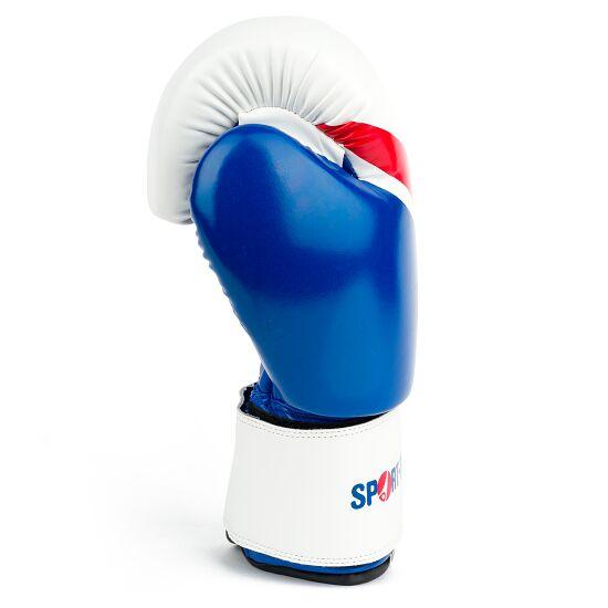 "Sport-Thieme® Boxhandschuhe  ""Sparring"" Weiß/Blau/Rot, 8 oz."